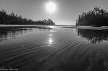 sunshine, sun, Schooner Cove, Pacific Rim National Park, British Columbia, Canada, tide