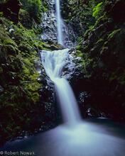 Lower Lupin Falls