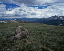 Berthoud Pass, Colorado, Arapaho National Forest, Continental Divide Trail, alpine, timberline