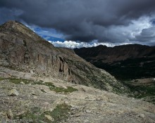 storm, Hunter Fryingpan Wilderness, Colorado, summer, peaks, Williams Mountains