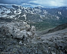 Mt.Cameron, Mosquito Range, Colorado, Pike, National Forest, talus