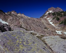 Gothic Peak, Gothic Basin, Washington, Mount Baker, Snoqualmie, National Forest