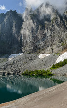 Lake Serene, Mt. Index, Washington, Baker Snoqualmie National Forest,