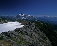Shuksan, Mount Baker Wilderness, Coleman Pinnacle, Washington
