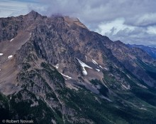 Mt.Ballard, Grasshopper Pass, Okanogan National Forest, Washington