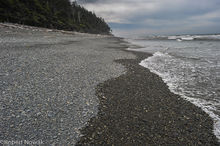 Ruby Beach, Olympic National Park, Washington, waves,