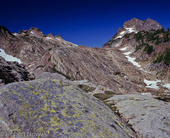 Gothic Peak, Gothic Basin, Washington, Mount Baker Snoqualmie National Forest, photo