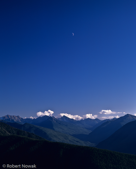 Olympic national park, Washington, Hurricane Ridge, olympic range, peaks, photo