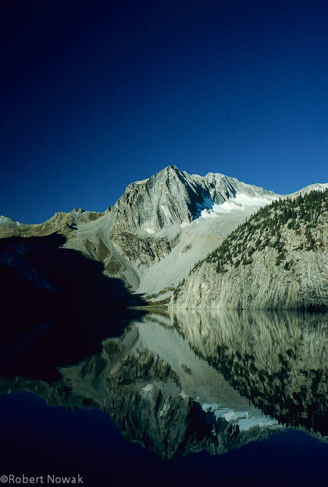 Hagerman Peak, Snowmass Lake, Maroon Snowmass Wilderness, Colorado, photo