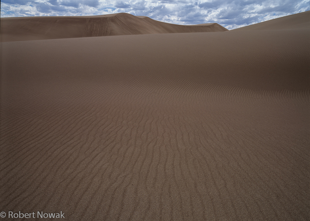 Great Sand Dunes National Park, Colorado, patterns, sand, dunes, lines, photo