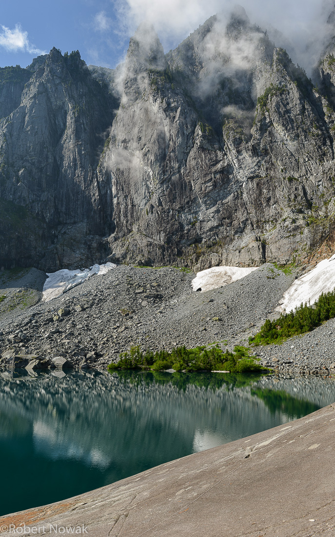 Lake Serene, Mt. Index, Washington, Baker Snoqualmie National Forest, , photo
