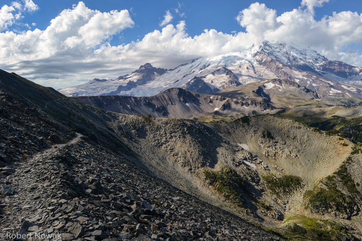 fremont, lookout, trail, mount rainier national park, Washington, photo