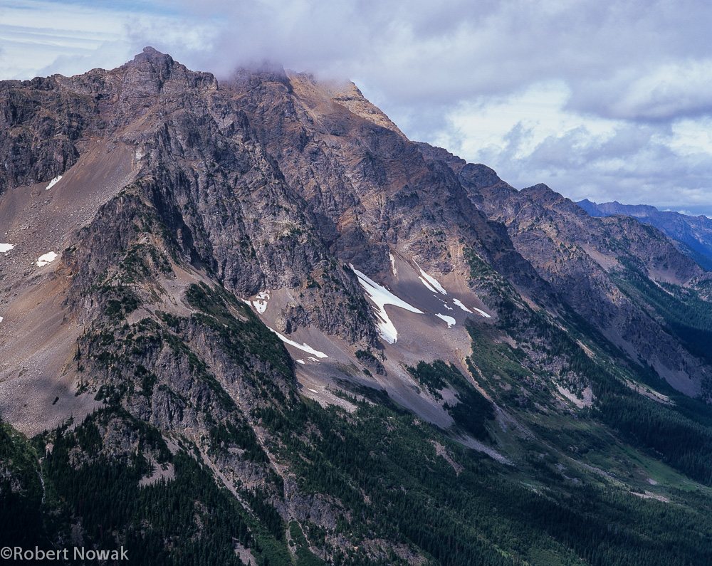 Mt.Ballard, Grasshopper Pass, Okanogan National Forest, Washington, photo