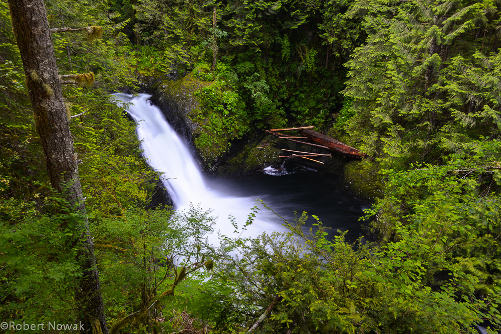 Wallace Falls State Park, Washington, Wallace Falls, Wallace River, photo
